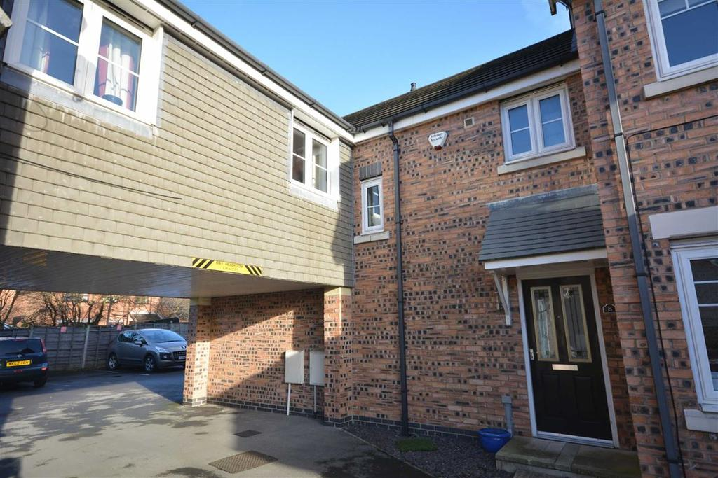 3 Bedrooms Mews House for sale in Orwell Close, Standish Lower Ground, Wigan, WN6