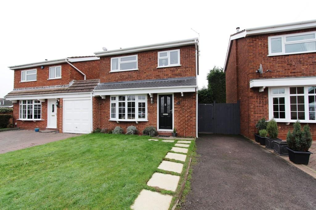 3 Bedrooms Link Detached House for sale in Gawsworth, Riverside