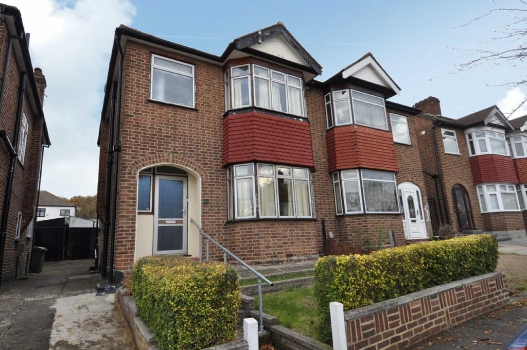 3 Bedrooms Semi Detached House for sale in Grantock Road, Walthamstow