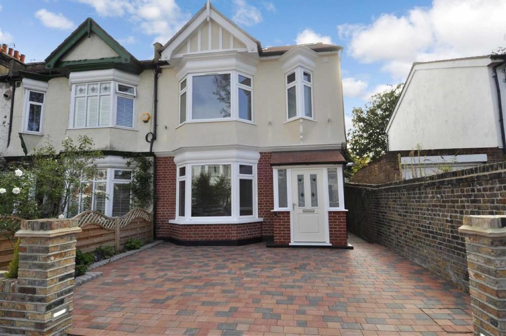 4 Bedrooms End Of Terrace House for sale in Harpenden Road, London