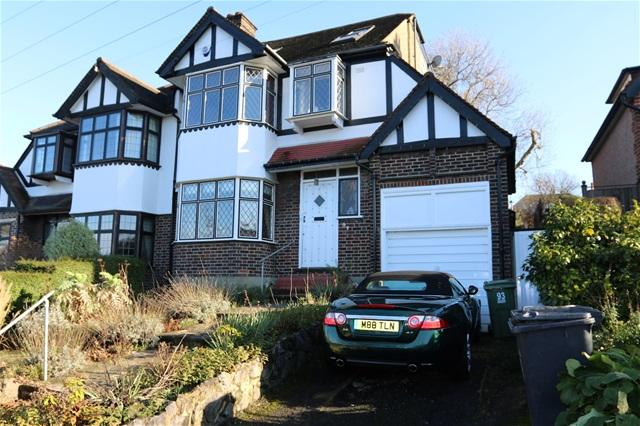 5 Bedrooms Semi Detached House for sale in Village Way, Bromley