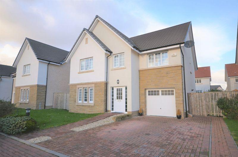 5 Bedrooms Detached Villa House for sale in 7 Hannah Wynd, St Quivox, Ayr ,KA6 5HB