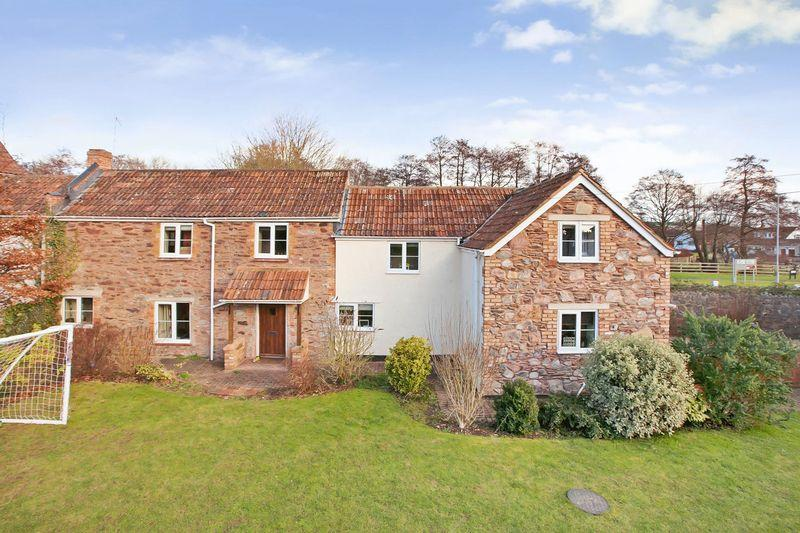 4 Bedrooms Semi Detached House for sale in CREECH ST MICHAEL