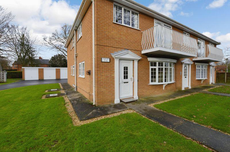2 Bedrooms Apartment Flat for sale in 1 Sylvan Court, Woodhall Spa