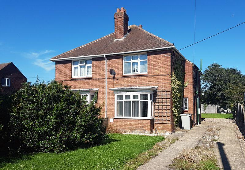 3 Bedrooms Semi Detached House for sale in Hamilton Road, Alford