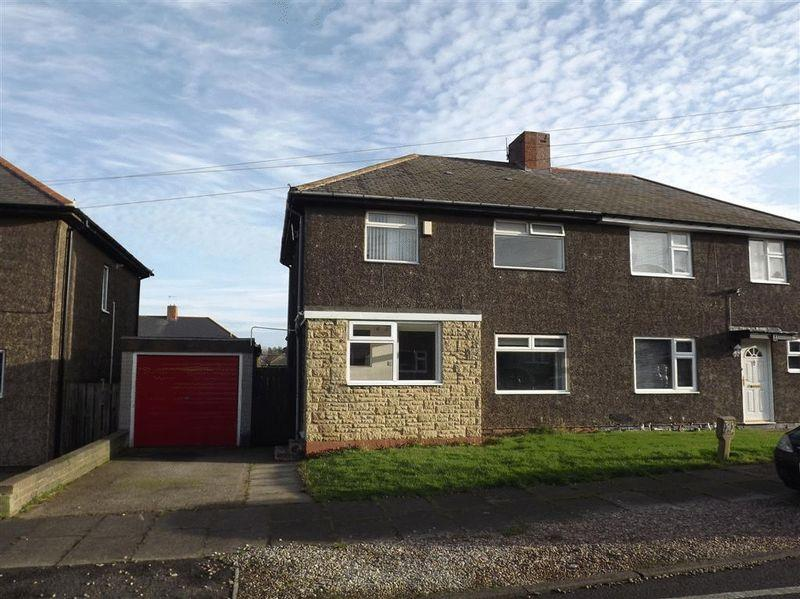 3 Bedrooms Semi Detached House for sale in Mayfield Avenue, Cramlington