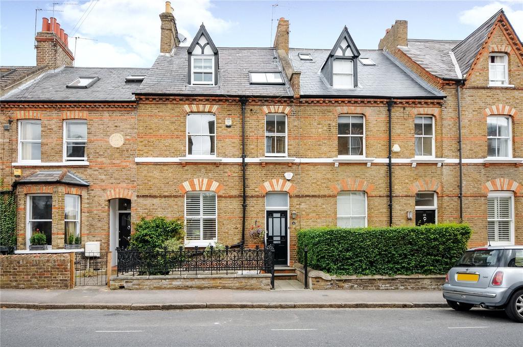 4 Bedrooms Terraced House for sale in Grove Road, Windsor, Berkshire, SL4