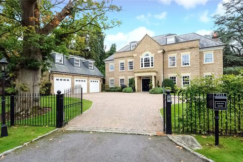 6 bedroom detached house to rent - Devenish Road, Sunningdale, Berkshire, SL5
