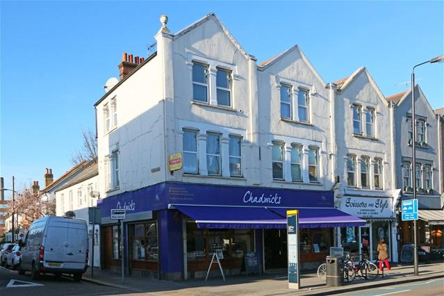 Studio Flat for sale in 106-108 Tooting High Street, Tooting