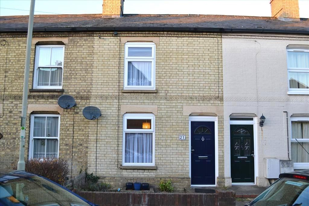2 Bedrooms Terraced House for sale in The Baulk, Biggleswade, SG18