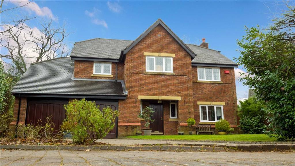 5 Bedrooms Detached House for sale in Roseneath, Bramhall, Cheshire