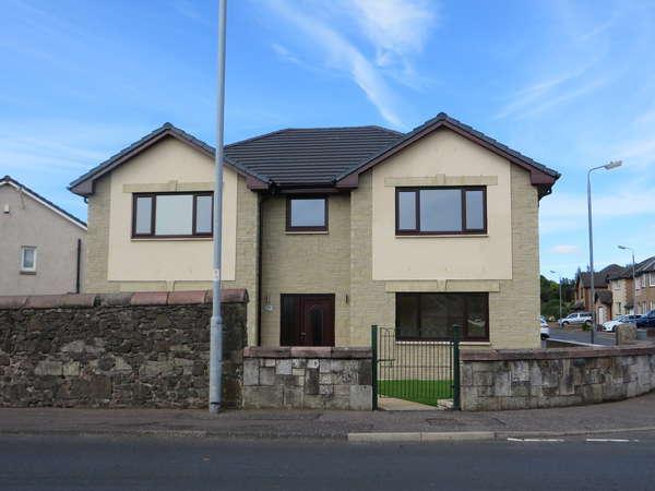 4 Bedrooms Detached House for sale in 29 Stoneyholm Road, Kilbirnie, KA25 7JS