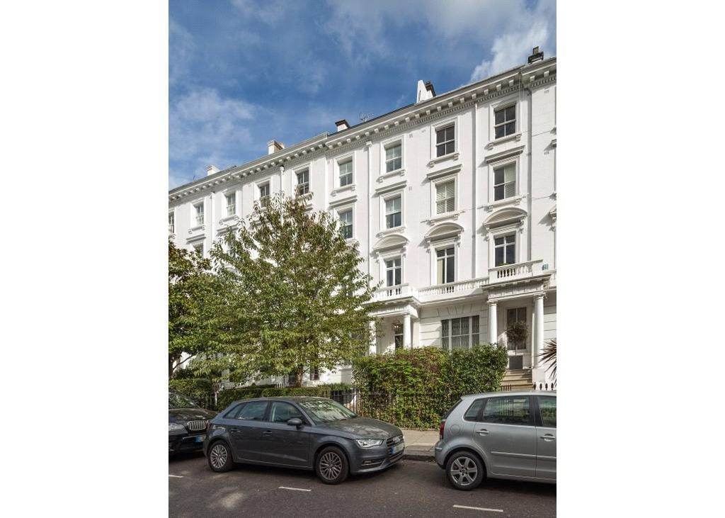 6 Bedrooms Terraced House for sale in Argyll Road, Kensington, London, W8