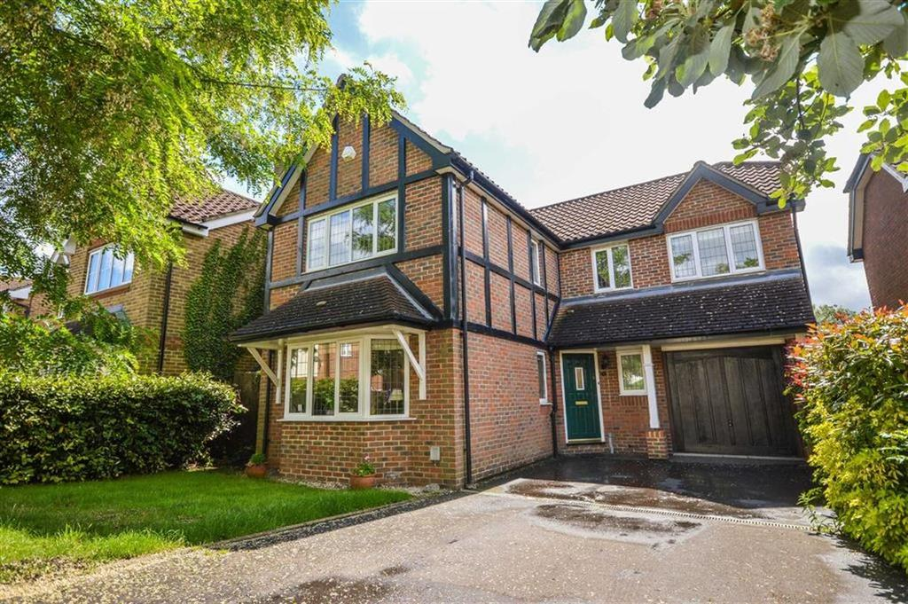 4 Bedrooms Detached House for sale in Yearling Close, Great Amwell, Hertfordshire, SG12
