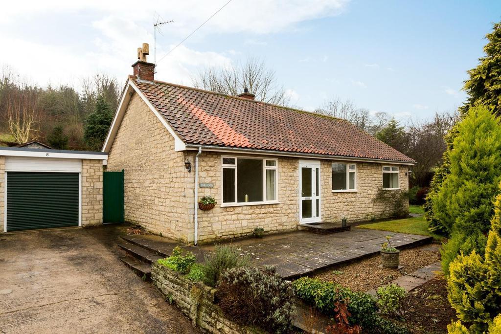 2 Bedrooms Detached Bungalow for sale in Torridon, 8 Mossburn Drive, Hovingham, Hovingham, York