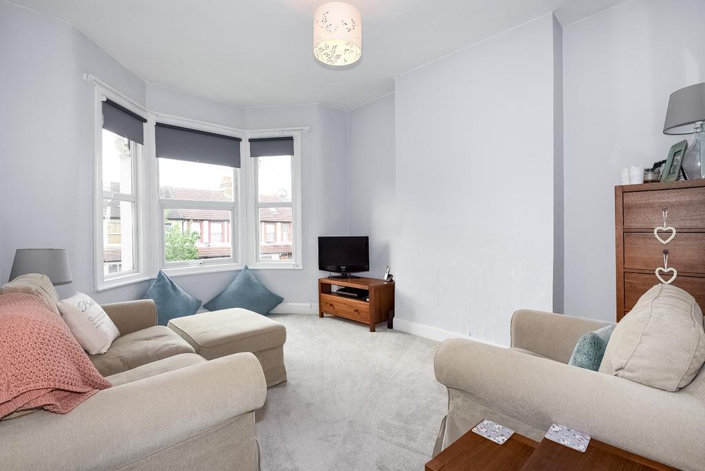 2 Bedrooms Maisonette Flat for sale in Marlow Road London SE20