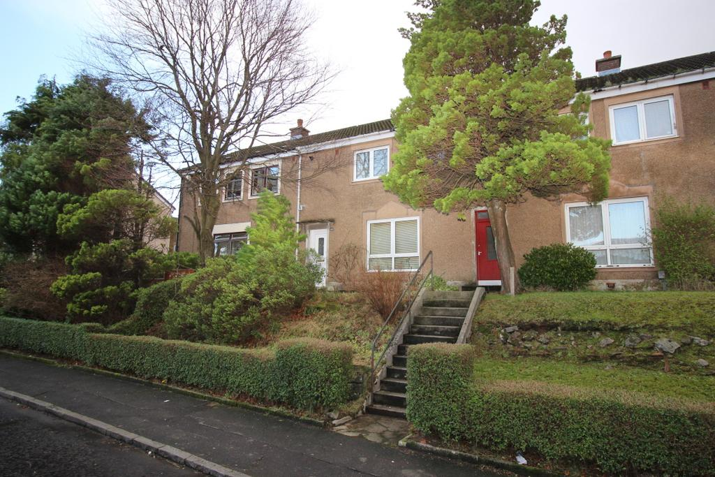 3 Bedrooms Terraced House for sale in 96 Perth Crescent, Mountblow, G81 4QL
