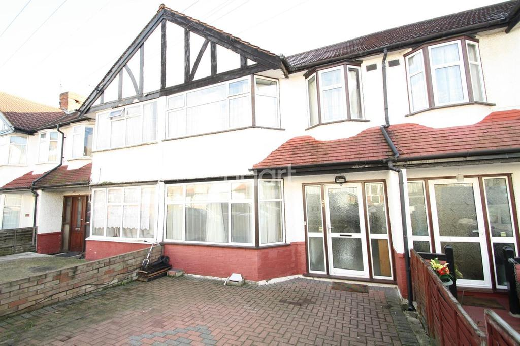 4 Bedrooms Terraced House for sale in Rowley Close, Wembley