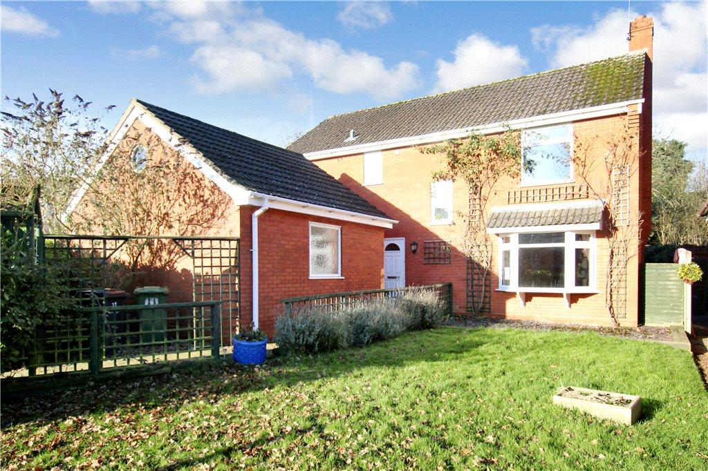 4 Bedrooms Detached House for sale in Oaklands, Cradley, Malvern, WR13