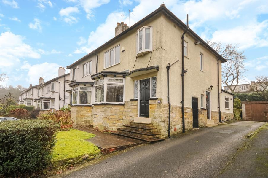 3 Bedrooms Semi Detached House for sale in WEST PARK DRIVE EAST, ROUNDHAY, LS8 2EE