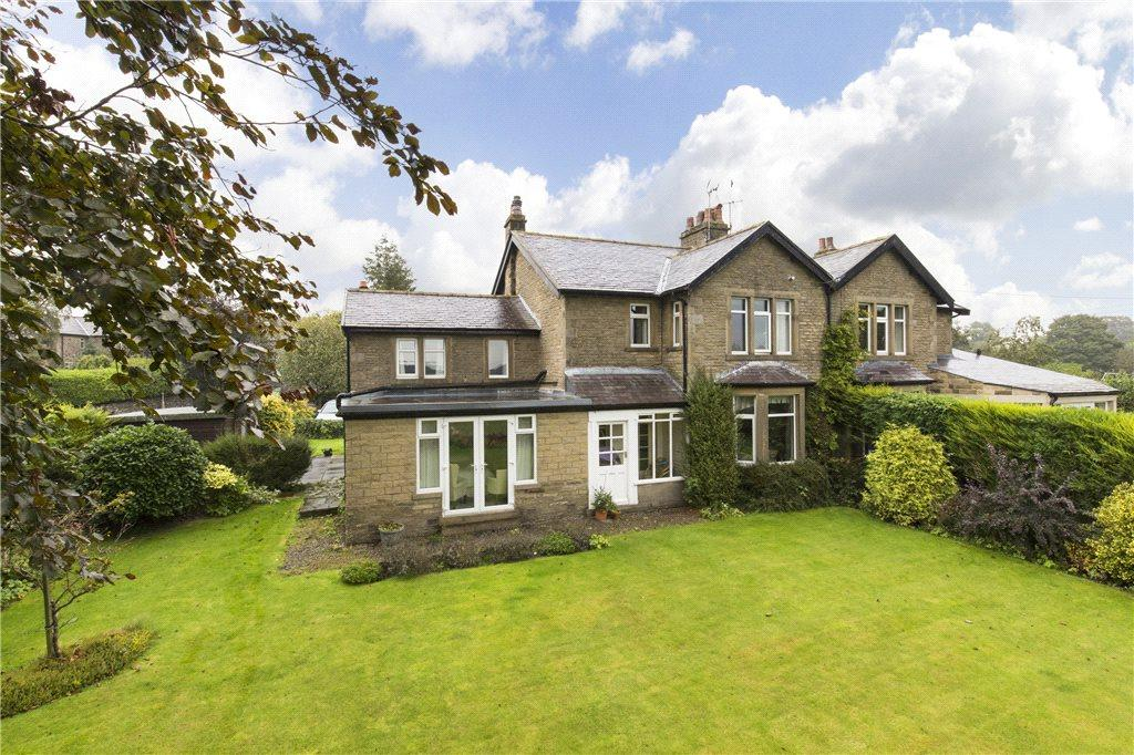 5 Bedrooms Semi Detached House for sale in Station Road, Grassington, Skipton, North Yorkshire