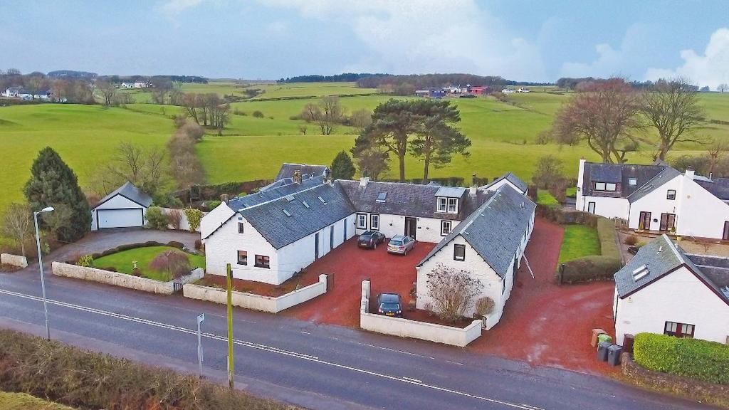 6 Bedrooms Cottage House for sale in Glasgow Road, Eaglesham, Glasgow, G76 0DN