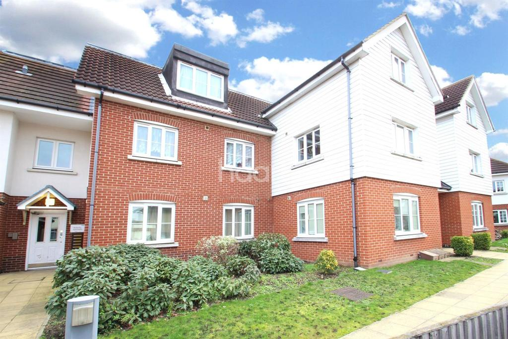 2 Bedrooms Flat for sale in Pemberley Apartments, Gidea Park