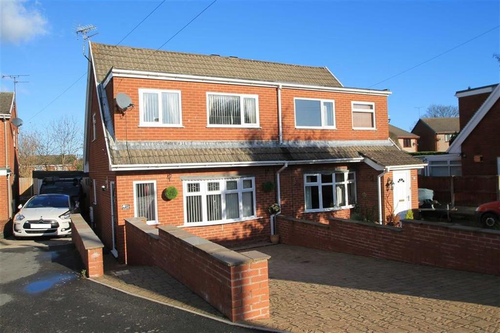 3 Bedrooms Semi Detached House for sale in Greengate Farm, Coedpoeth, Wrexham