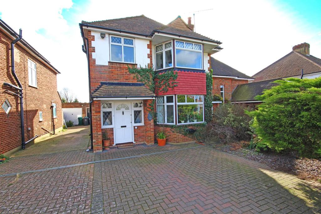 3 Bedrooms Detached House for sale in Hangleton Road, Hangleton, Hove