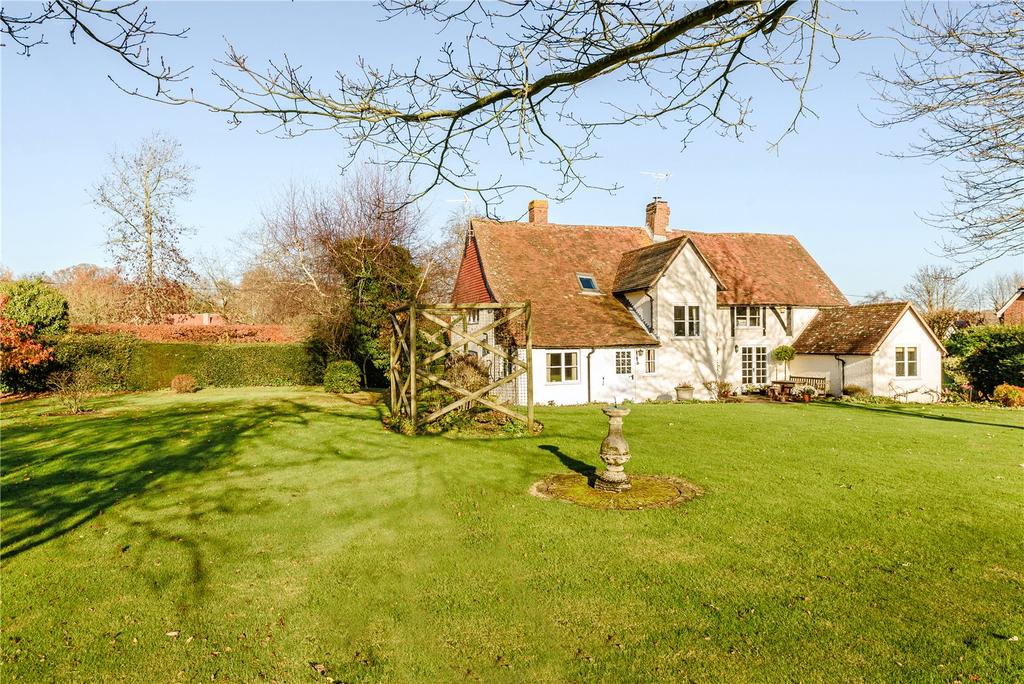 3 Bedrooms Detached House for sale in The Street, Rotherwick, Hook, Hampshire