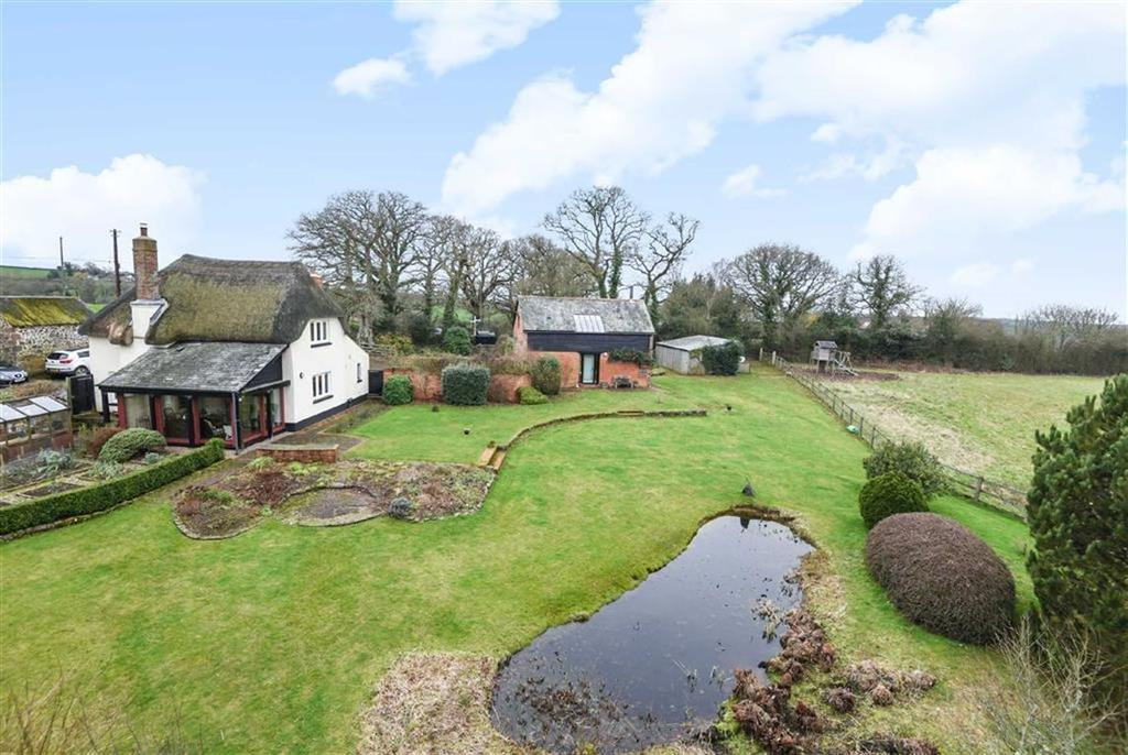 3 Bedrooms Detached House for sale in Woodland Head, Yeoford, Crediton, Devon, EX17