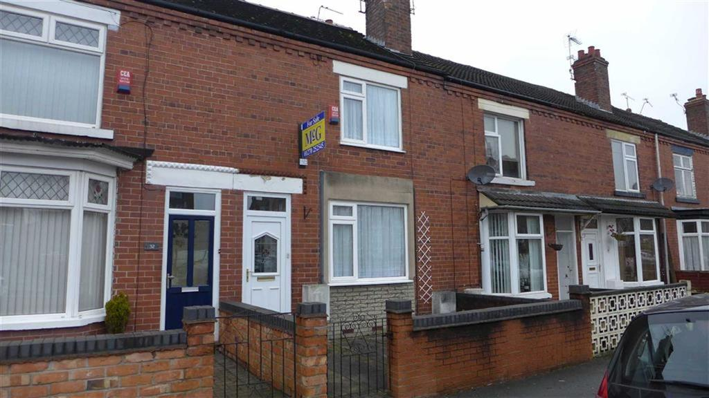 3 Bedrooms Terraced House for sale in Brierley Street, Crewe