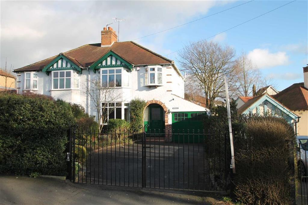 3 Bedrooms Semi Detached House for sale in Livesey Road, Ludlow