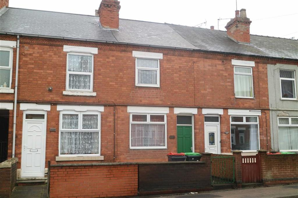 2 Bedrooms Terraced House for sale in Kirkby Road, Sutton In Ashfield, Notts, NG17