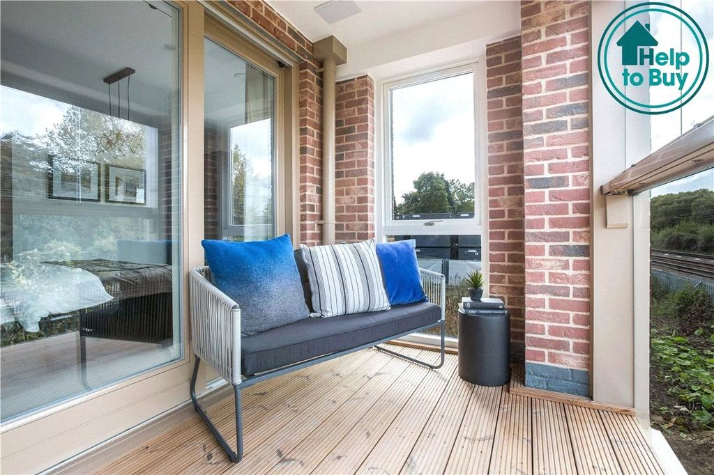 2 Bedrooms Apartment Flat for sale in Magna, Homerton Gardens, Cambridge, CB2