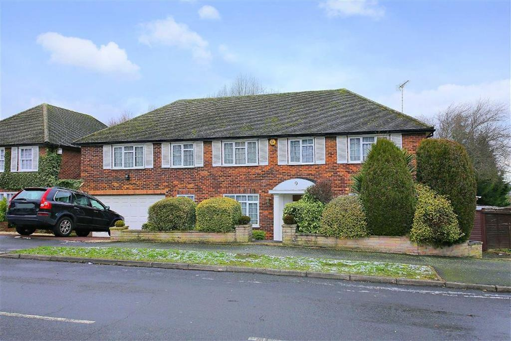 4 Bedrooms Detached House for sale in Summer Hill, Elstree, Hertfordshire