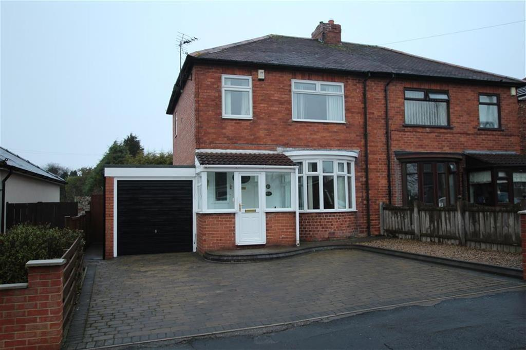 3 Bedrooms Semi Detached House for sale in West Auckland Road, Shildon, County Durham