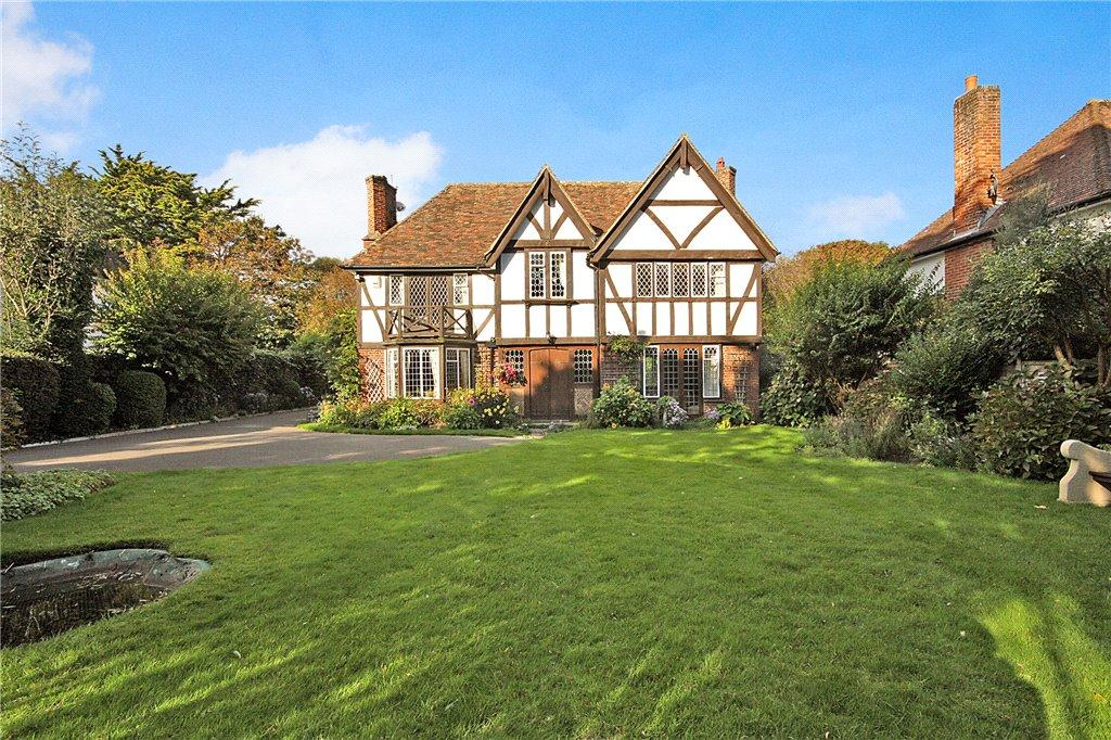 5 Bedrooms Detached House for sale in Boscombe Cliff Road, Bournemouth, Dorset, BH5