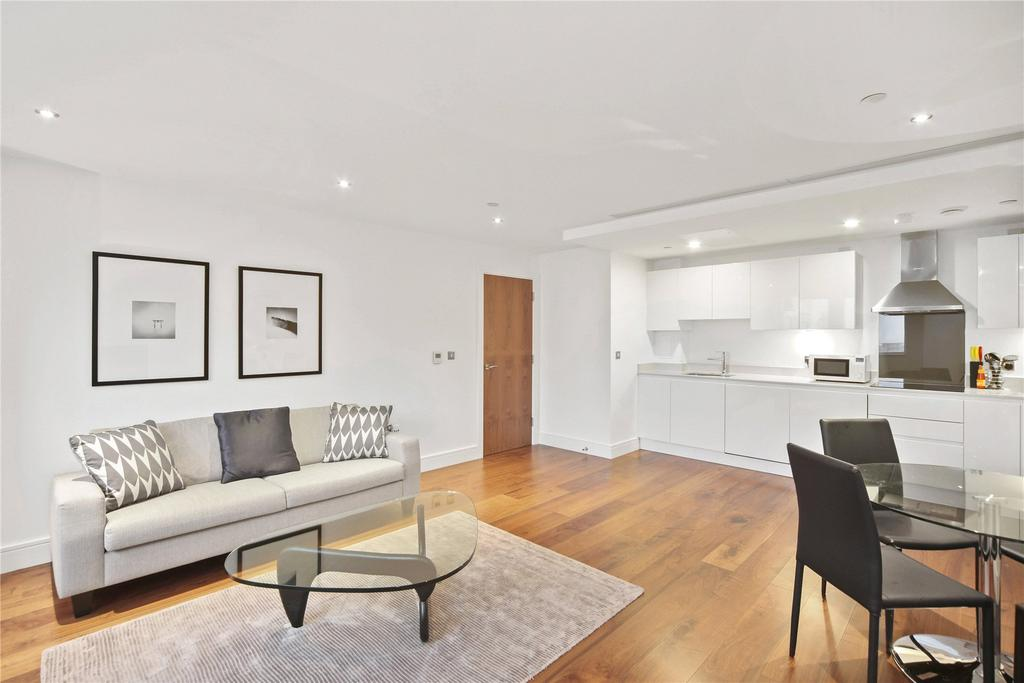 1 Bedroom Flat for sale in Jackson Tower, 1 Lincoln Plaza, London, E14