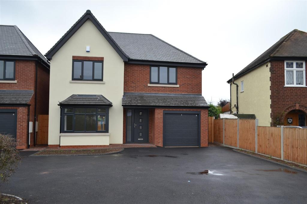 4 Bedrooms House for sale in Plot 2 Burntwood Road, Norton Canes, Cannock