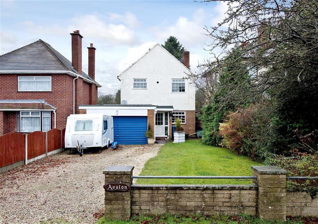 3 Bedrooms Detached House for sale in Avalon, Langley Road, Penn, Wolverhampton, West Midlands, WV4