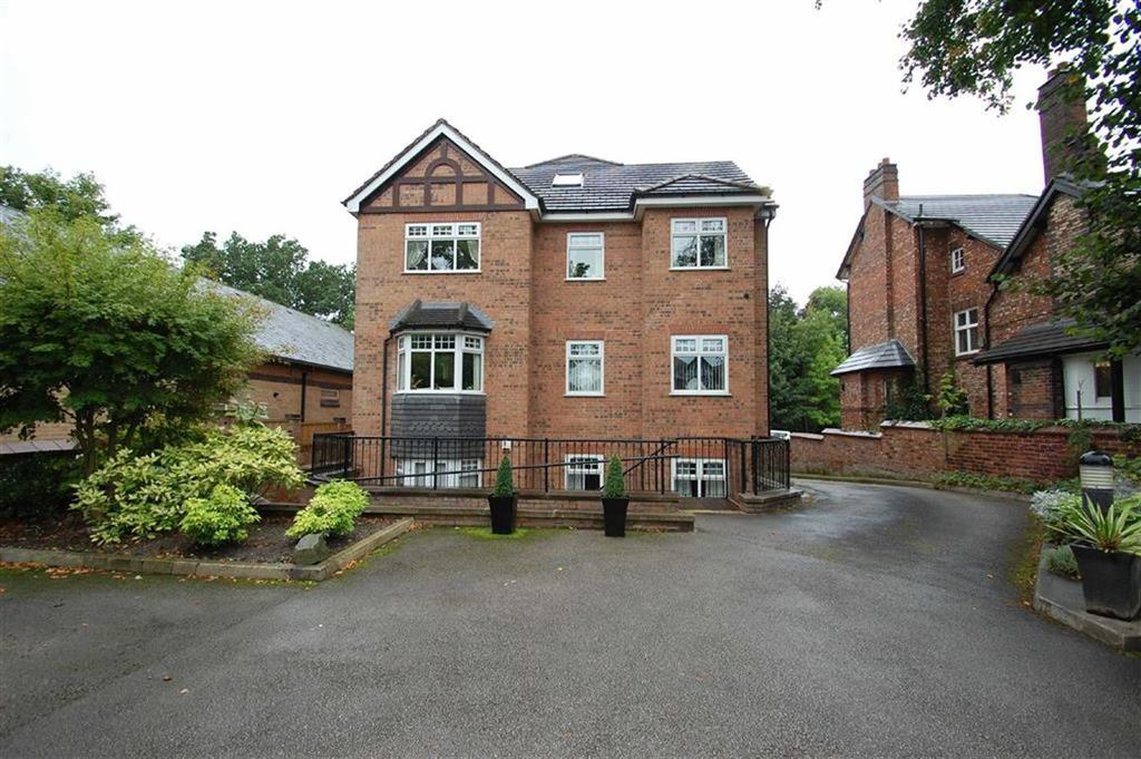 2 Bedrooms Flat for sale in Bramhall Lane South, Bramhall, Cheshire