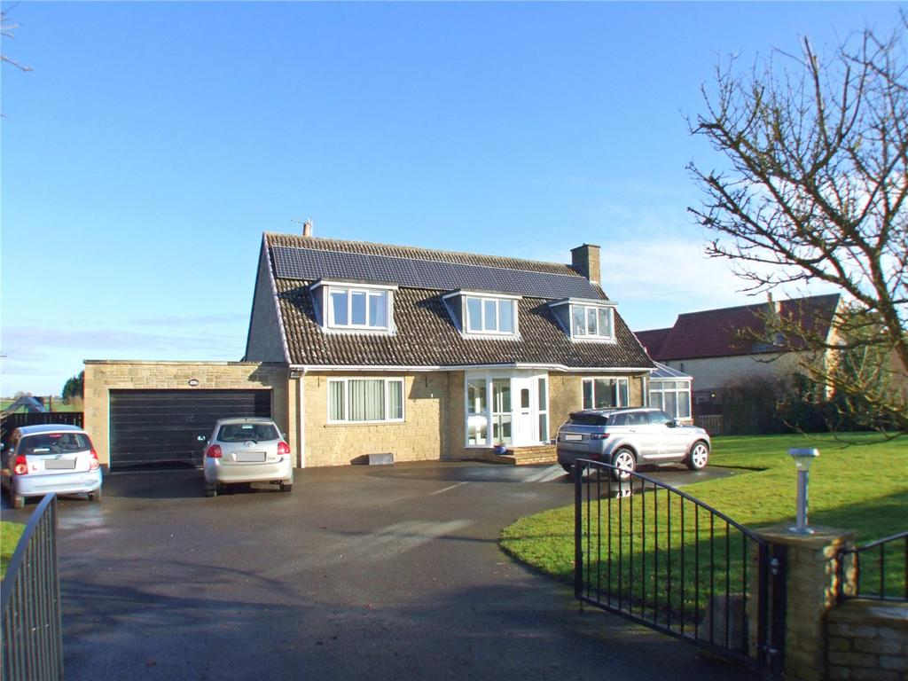 Detached House for sale in Eastgate, Deeping St. James, Peterborough, PE6