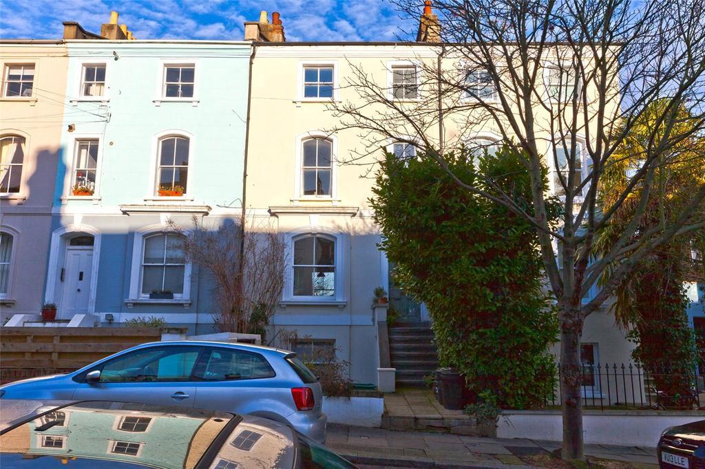 2 Bedrooms Maisonette Flat for sale in Miranda Road, Whitehall Park, London, N19