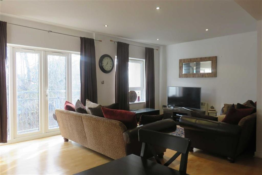 2 Bedrooms Apartment Flat for sale in The River Building, Leicester