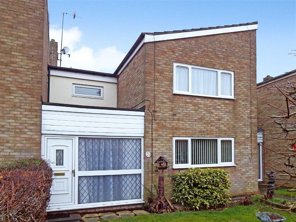 3 Bedrooms Terraced House for sale in Sefton Road, Stevenage, Hertfordshire, SG1