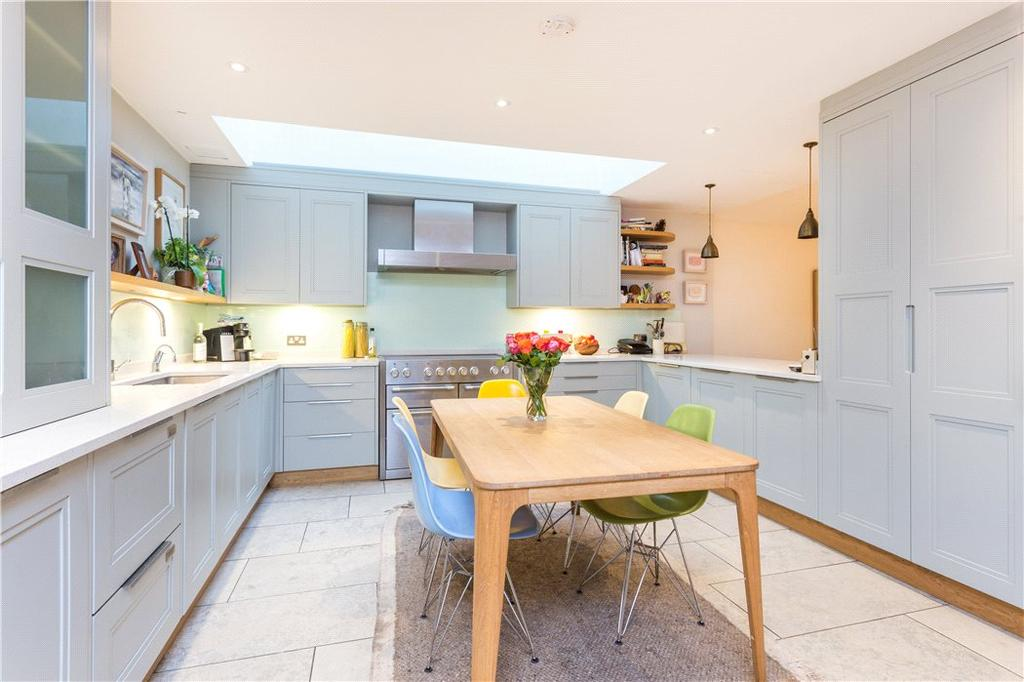 4 Bedrooms Semi Detached House for sale in Park Hill, Clapham, London, SW4