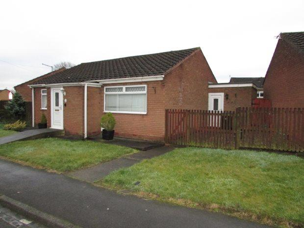 2 Bedrooms Detached Bungalow for sale in LYNE ROAD, SPENNYMOOR, SPENNYMOOR DISTRICT