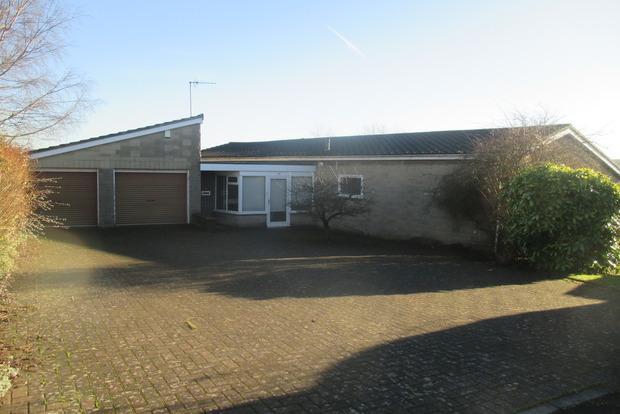 2 Bedrooms Detached Bungalow for sale in Wishing Stone Way, Matlock, DE4