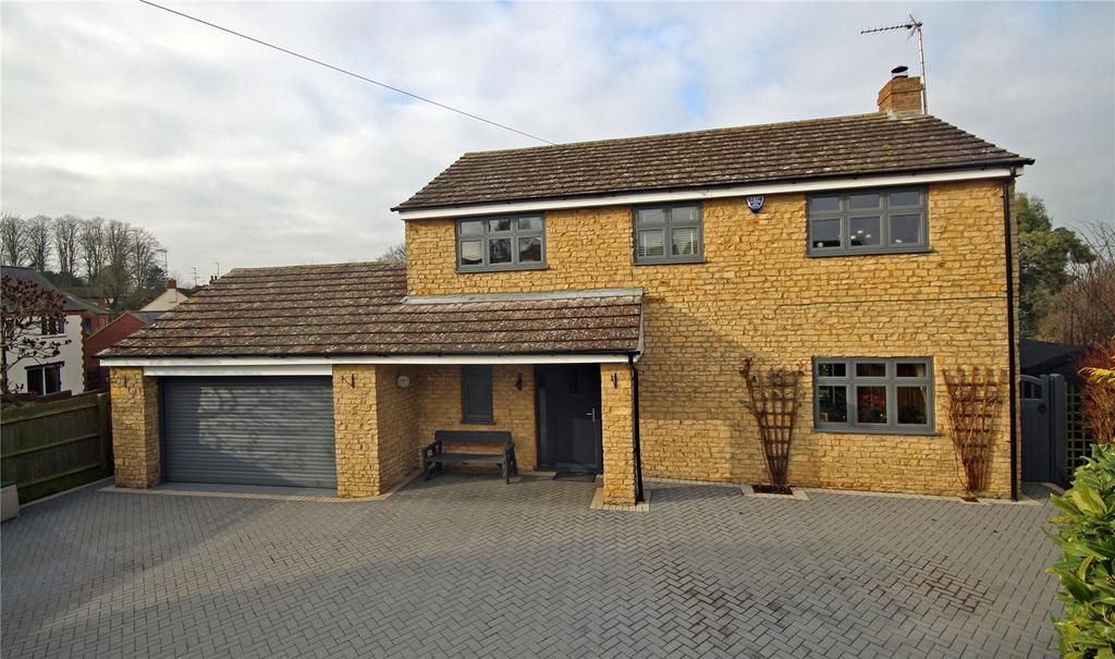 4 Bedrooms Detached House for sale in 15 Chapel End, Piddington, Northamptonshire, NN7